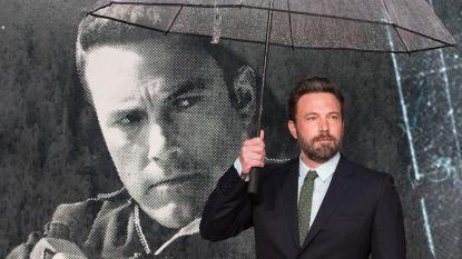 Gigantische fenikstattoo van Ben Affleck is dan toch echt