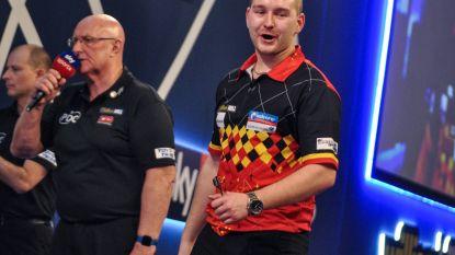 Voor het eerst twee Belgen in achtste finales: Van den Bergh en Huybrechts