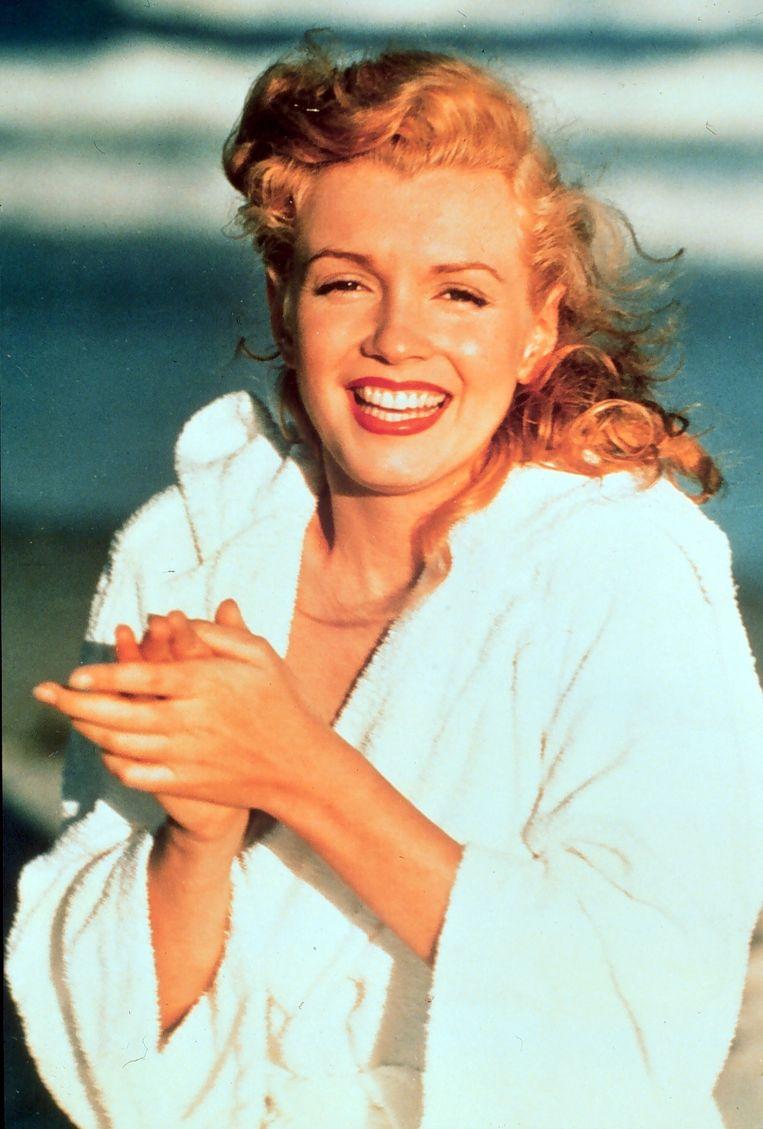 Monroe in 1953. Beeld anp
