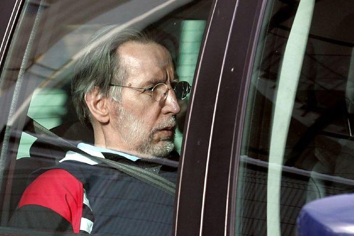 Michel Fourniret en 2008.