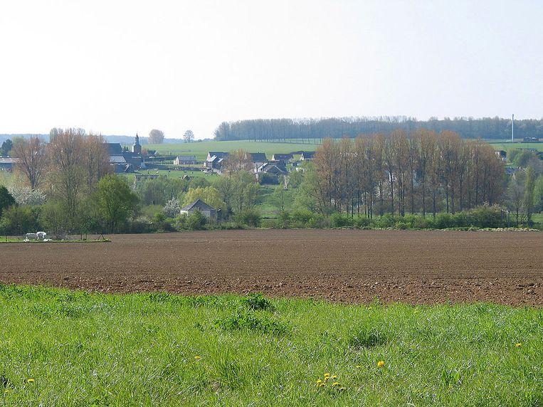 Het bizarre voorval gebeurde begin deze week in Solre-sur-Sambre (Erquelinnes), op de grens met Frankrijk.