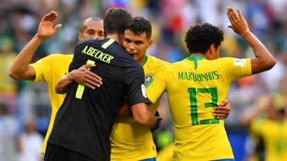"""Hoe ontwricht je Braziliaanse verdediging? Aad de Mos geeft tips: """"Zet hoog druk"""""""