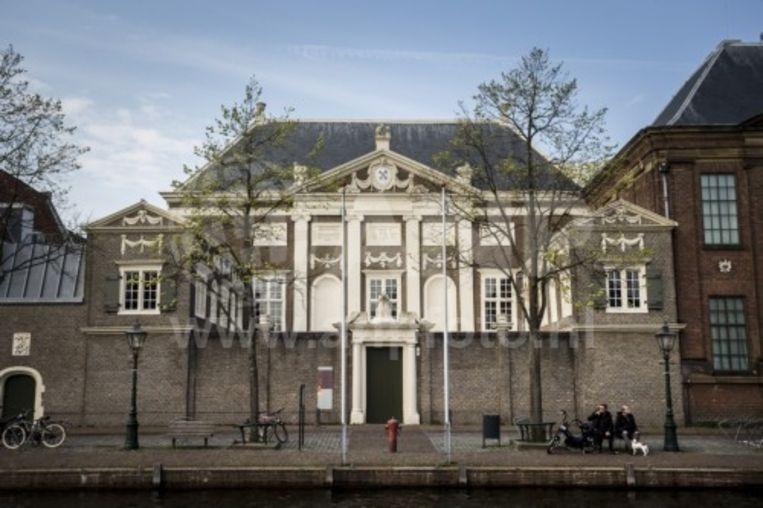 Museum De Lakenhal in Leiden. Beeld ANP