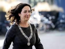 Burgemeester Halsema trekt ten strijde tegen cybercrime