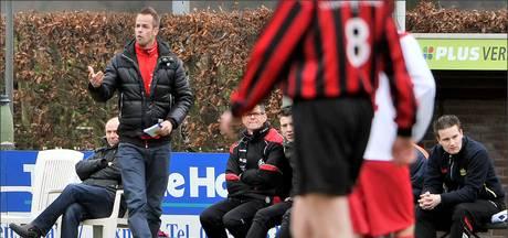 Trainer Vullings vertrekt bij Hapse Boys