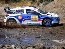 GTC Rally beroofd van twee toppers: De Jong en Weijs stranden in kuil op Breda Airport