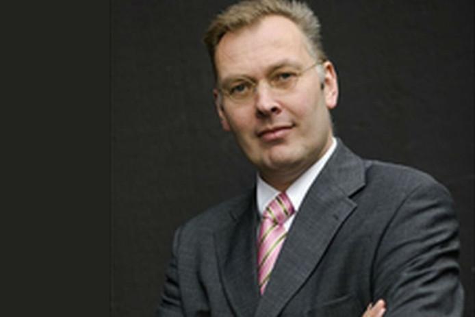 Gemeentesecretaris Rob van Wuijtswinkel van de gemeente Arnhem