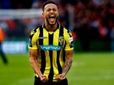Baker: Ik zal mijn twee jaar bij Vitesse nooit vergeten