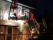 Man zwaargewond na val van dak in Eindhoven; traumahelikopter opgeroepen