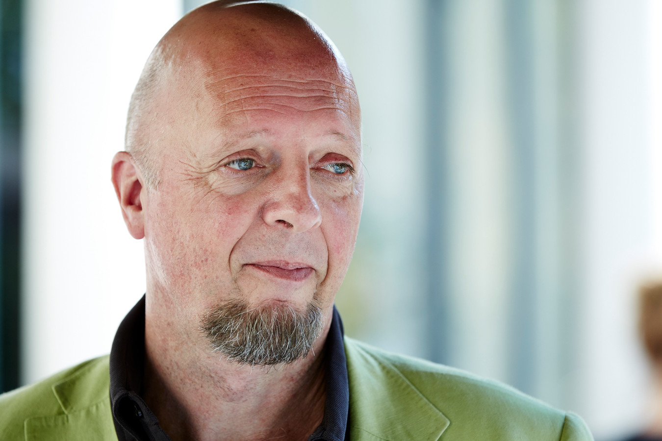 Haye van der Heyden.