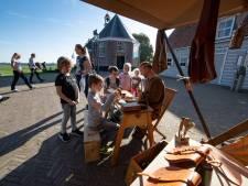 Archeologiedag op Schokland profiteert van mooie nazomer