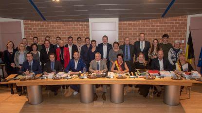 Nieuwe gemeenteraad geïnstalleerd in Laarne
