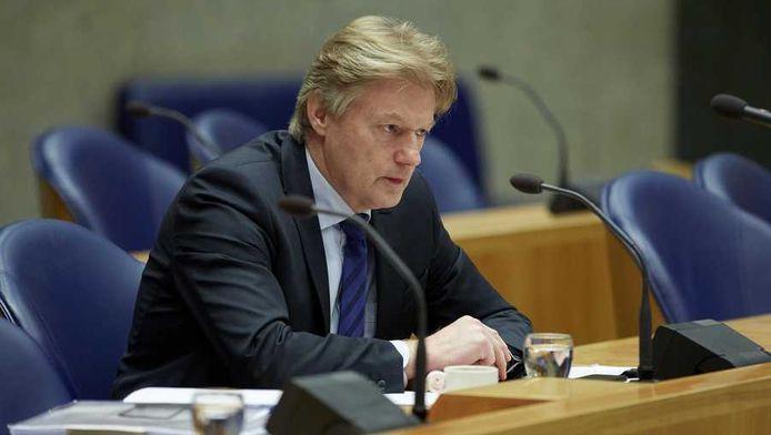 Verantwoordelijk staatsecretaris Martin van Rijn (Volksgezondheid)