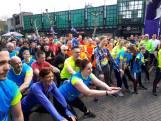Honderden deelnemers Oss City Run: 'Rennen door gebouwen maakt het extra leuk'