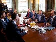 Onderhandelingen formatie begonnen: 'Of het lukt, weten we pas op het eind'