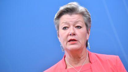 Zweden stuurt minister van Werk Ylva Johansson naar Europese Commissie