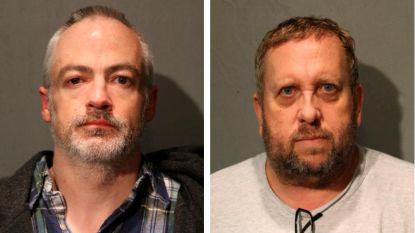 Brit bekent dat hij samen met Amerikaanse professor 26-jarige kapper brutaal doodstak