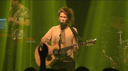 Selah Sue opnieuw op Belgisch podium