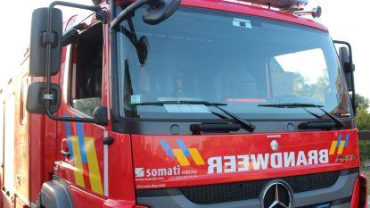 Brandweer opgeroepen voor rokende verwarmingsketel