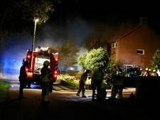 Man buiten bewustzijn gevonden in brandende woning Ottersum