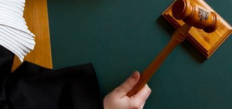 Betrapte hardrijder geeft bij rechter navigatieapparatuur de schuld