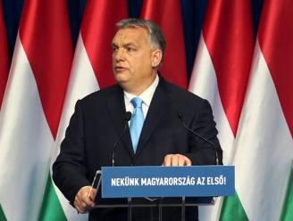 """VIDEO. Victor Orban: """"Vrouwen met vier kinderen of meer, betalen nooit meer belastingen"""""""