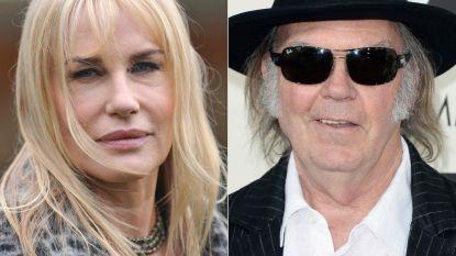 Neil Young bevestigt huwelijk met Daryl Hannah