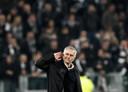 Mourinho daagt de fans van Juventus uit nadat hij met Manchester United met 1-2 heeft gewonnen in Turijn.