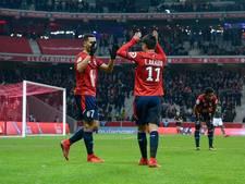 Twee assists El Ghazi bij zege van Lille