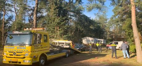Gestolen Mercedes, twee boetes, illegaal vuurwerk en één arrestatie bij controle op camping De Scheepsbel in Doornspijk