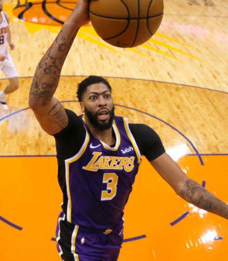 Los Angeles Lakers zijn niet te stoppen in de NBA