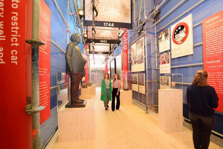 null Beeld Amsterdam Museum