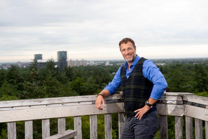 DS-2020-3676 - Apeldoorn - Arko van Brakel, nieuwe directeur Cleantech Regio. Foto Kevin Hagens KH20200707