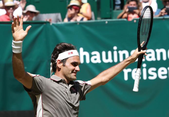 Si le tirage au sort lui est favorable, Roger Federer pourrait éviter et Rafael Nadal et Novak Djokovic sur la route d'une éventuelle finale à Wimbledon.
