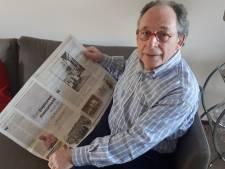 Foto in krant bezorgt Enschedese Richard rillingen: 'Oorlog is nooit ver weg'
