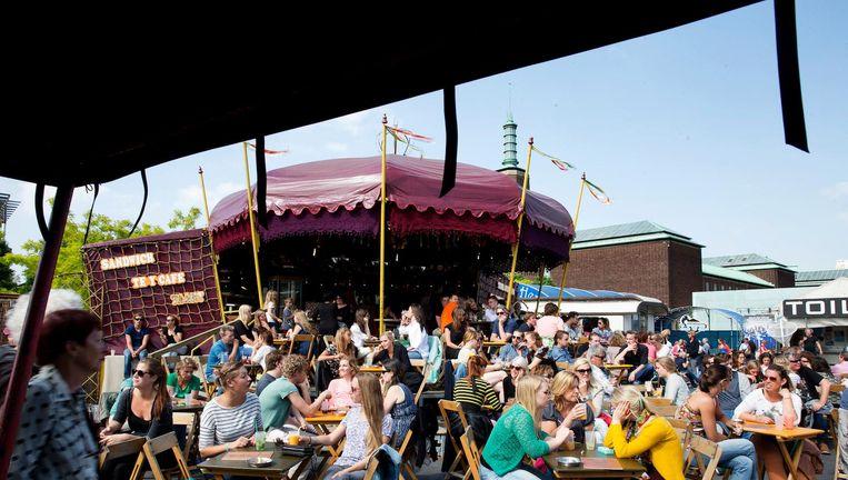 De Parade bezoekt als eerste Rotterdam Beeld anp