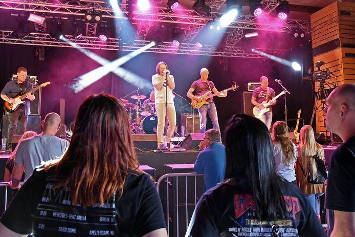 Storm brengt een ode aan Pearl Jam.