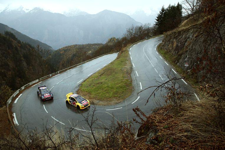Raceparcours Alpe d'Huez
