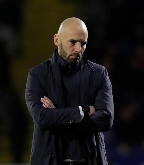 Van der Gaag neemt ontslag als trainer van NAC