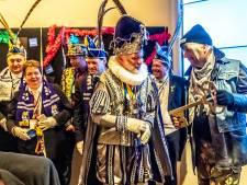 Prins carnaval krijgt de sleutel van Zwolle