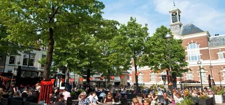Meer eettentjes en hotelkamers in centrum Apeldoorn