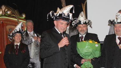 Oud-voorzitter van de Prinsencaemere Pascal Solemé vervoegt de Prinsengarde