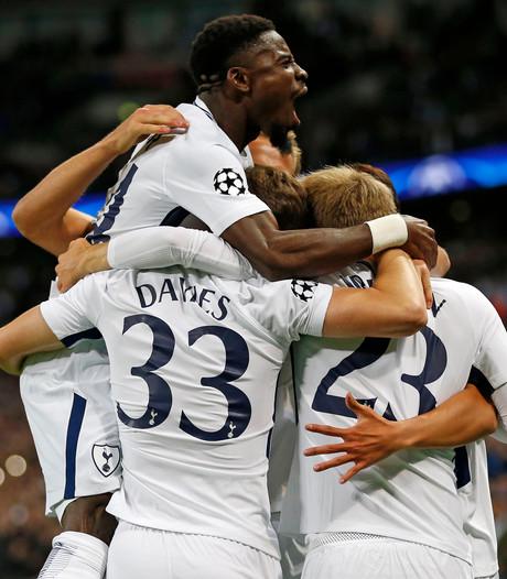 Spurs schudt Wembley-vloek tegen Peter Bosz van zich af