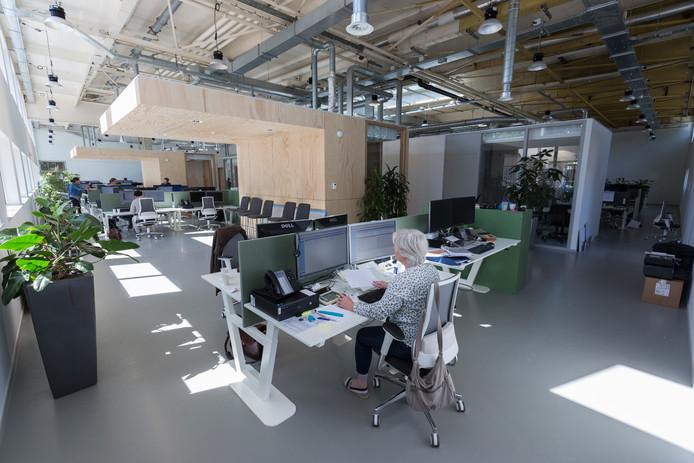Regionale Sociale Dienst de Liemers in Hal12. Archieffoto Bart Harmsen