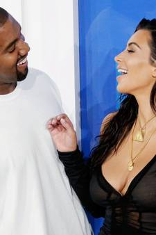 Kim wil derde kind met Kanye