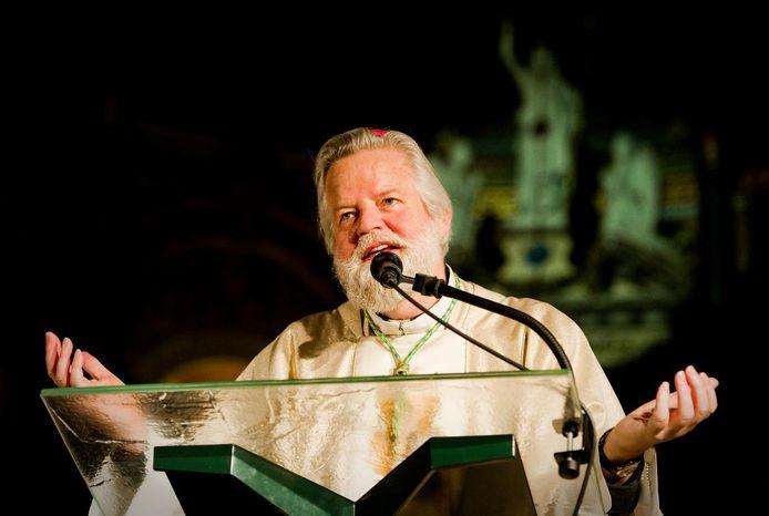 Bisschop Jos Punt.