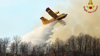 Barbecue veroorzaakt bosbrand aan Italiaans Comomeer: twintigers moeten 27 miljoen euro (!) boete betalen