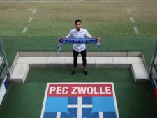 PEC Zwolle strikt Koorman junior