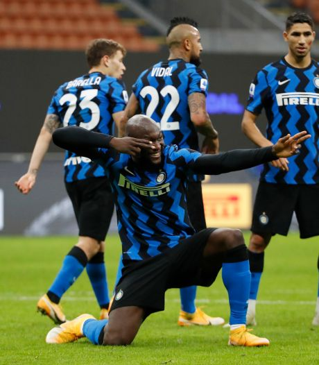 Inter buigt achterstand knap om, zege Roma met basisklant Karsdorp