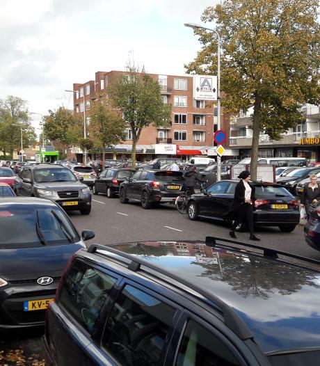 Deur op een kier voor 30-kmzone Leusderweg